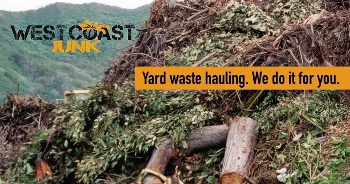 Trash hauling, yard waste and junk removal in Dublin, California