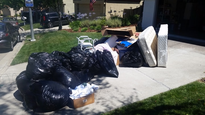 Trash Hauling Vs Home Organization The Key To A Clean Garage