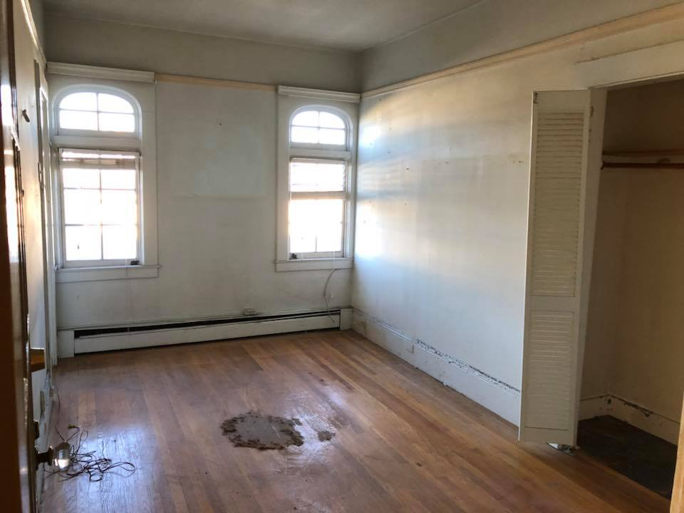 Empty Apartment Clean Out In San Francisco Ca After West Coast Junk