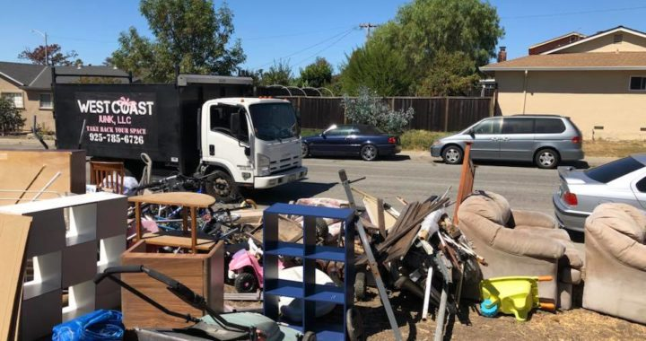 Apartment junk removal for Hayward, CA and the East Bay, San Jose, and San Francisco Bay Area