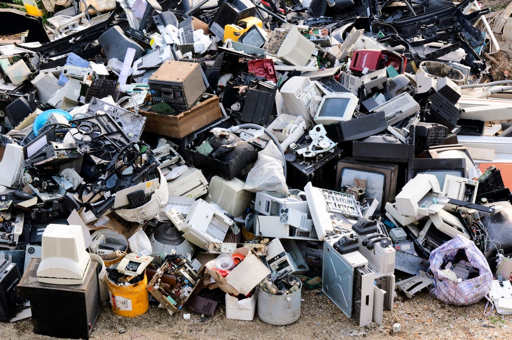 E-waste filling landfills all over. How do I dispose of my old TV responsibly in San Jose, CA?
