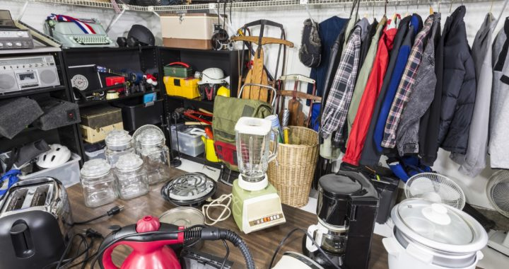 Do you suffer from hoarding disorder in the San Francisco Bay Area