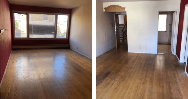 Tenant Clean-out Rental Junk Removal SF