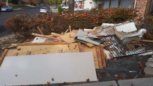 West Coast Junk Construction Debris Removal 1