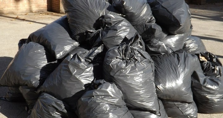 San Jose trash hauling service and junk removal