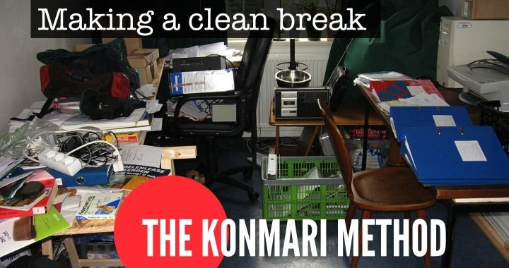 Dublin CA residents use KonMari method for junk removal and trash hauling