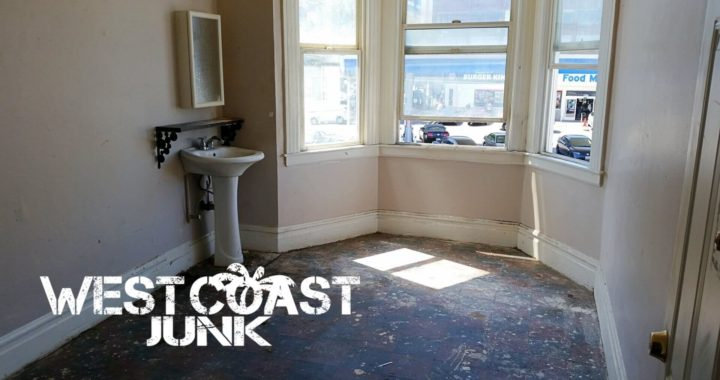 Apartment benefits from our San Francisco junk hauling service