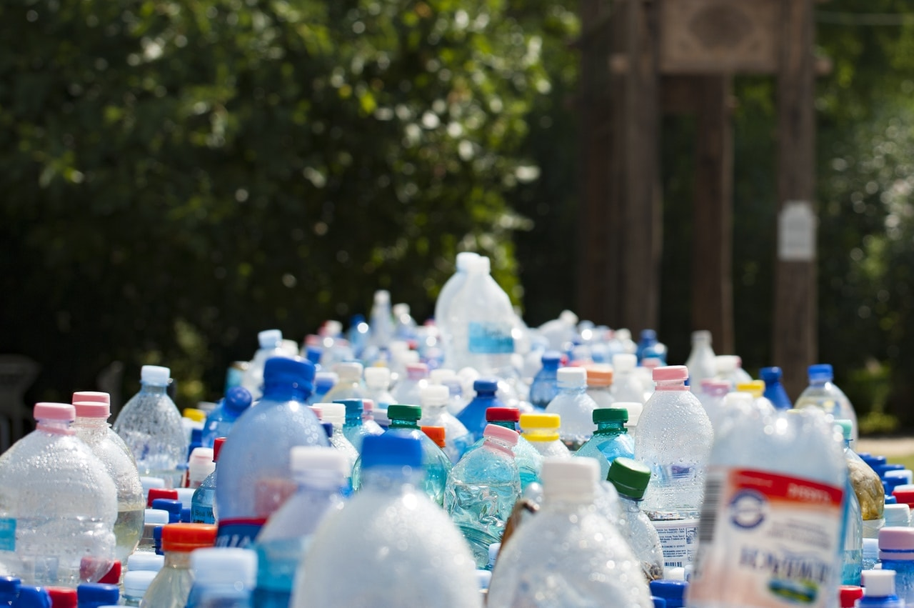 Plastic bottles and household hazardous waste - what to do with it all?