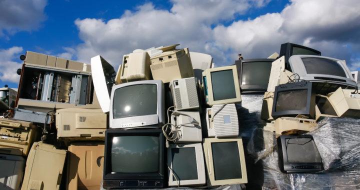 Dispose of Old Electronics San Jose, CA
