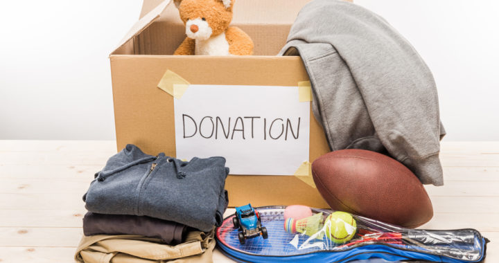 Cleanout your closets and play room and let your donate pile help Bay Area families