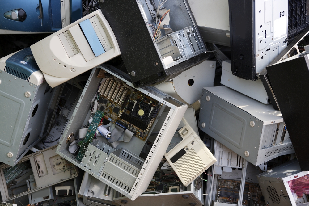 E-waste disposal in the East Bay Area