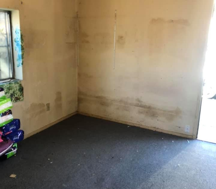 This room is reno ready thanks to junk removal by West Coast Junk! Home Improvement San Francisco style might mean turning this into a home office!